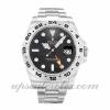 Mens Rolex Explorer Ii 216570 42 MM Case Automatic Movement Black Dial