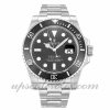 Mens Rolex Submariner 116610 Ln 40 MM Case Automatic Movement Black Dial
