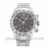 Mens Rolex Daytona 116509 40 MM Case Automatic Movement Black Dial
