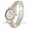 Unisex Rolex Datejust 16233 36 MM Case Automatic Movement White Dial