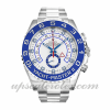 Mens Rolex Yacht-master Ii 116680 44 MM Case Automatic Movement White Dial