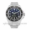 Mens Rolex Deepsea 116660 – D-blue 44 MM Case Automatic Movement Black & Blue Dial