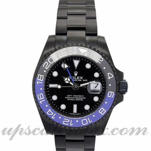 Men Rolex Men Oyster Perpetual 176200 Automatic Movement Black Dial