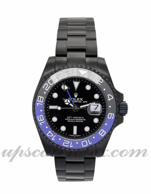 Men Rolex Men Oyster Perpetual 176200 Automatic Movement Black Dial