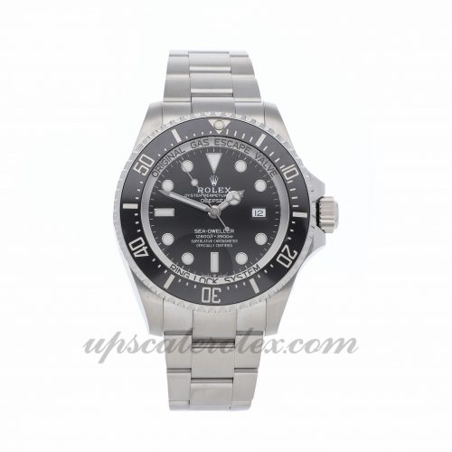 Mens Rolex Deepsea Sea-dweller 126660 44mm Case Mechanical (Automatic) Movement Black Dial