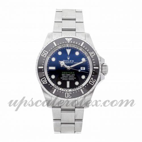 Mens Rolex Deepsea Sea-dweller 126660 44mm Case Mechanical (Automatic) Movement Deep Blue Dial