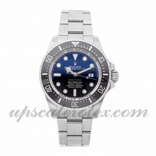 Mens Rolex Deepsea Sea-dweller 126660 44mm Case Mechanical (Automatic) Movement Deep Blue Dial