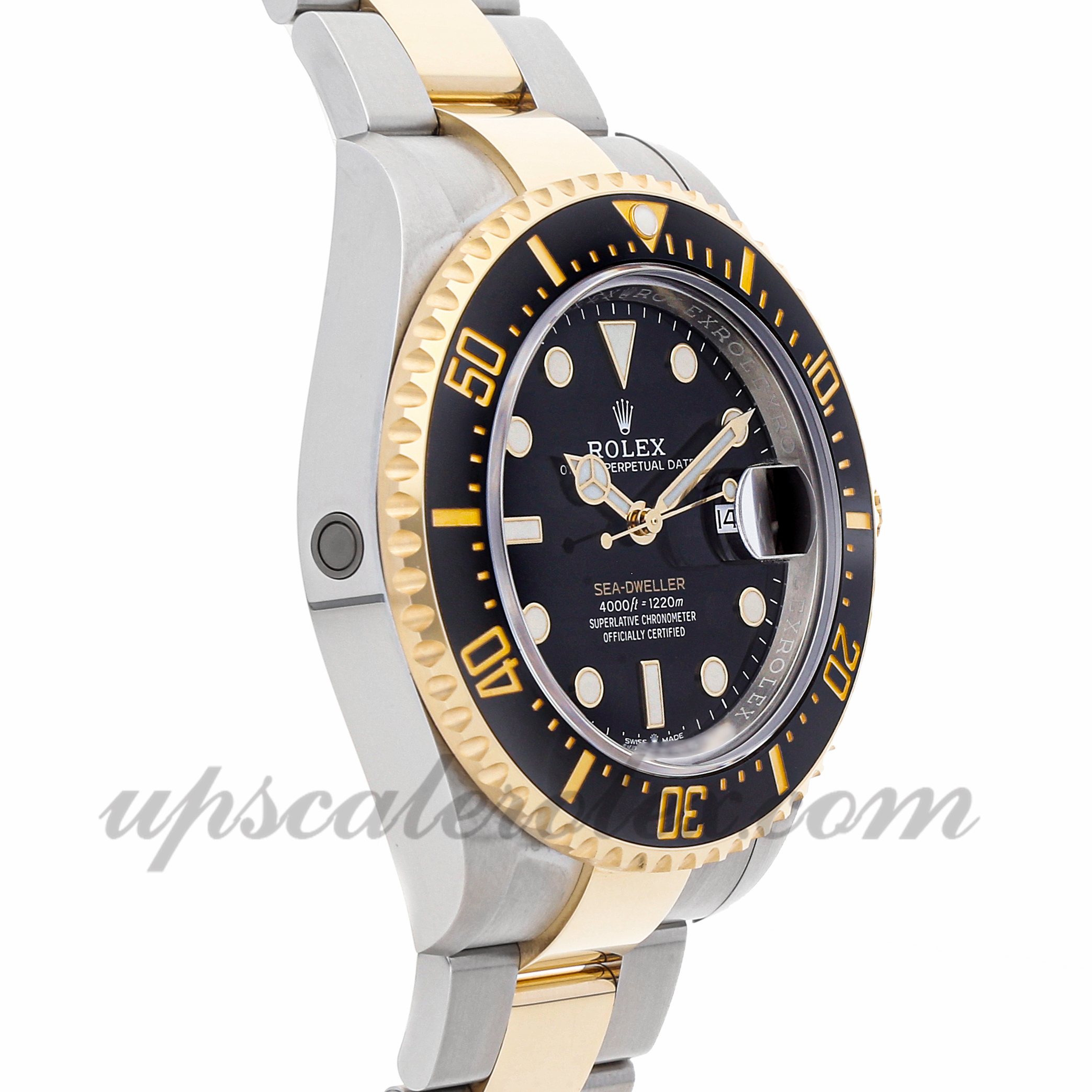Mens Rolex Sea,dweller 126603 43mm Case Mechanical (Automatic) Movement  Black Dial