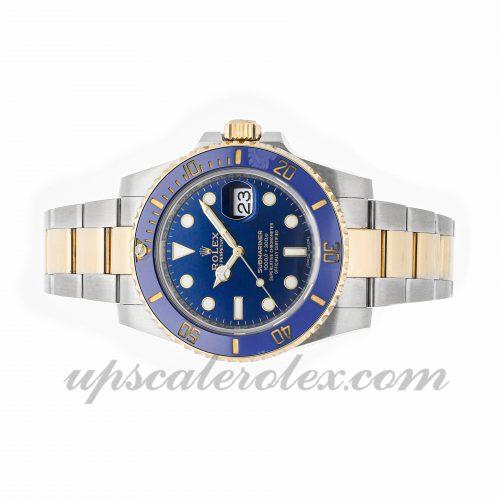 Best Swiss Replica Watches Rolex Submariner 116613lb 40mm Blue Dial