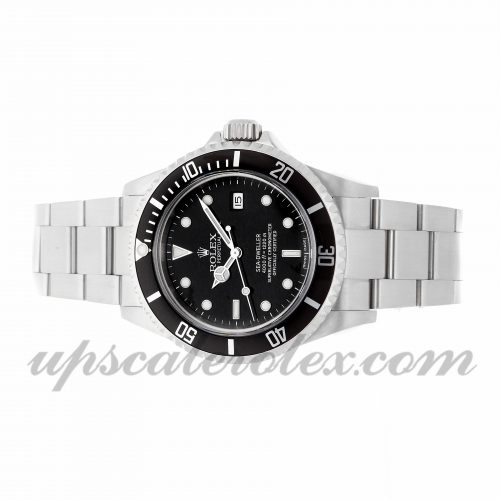 Best Fake Watches Rolex Sea-dweller 4000 16600 40mm Black Dial