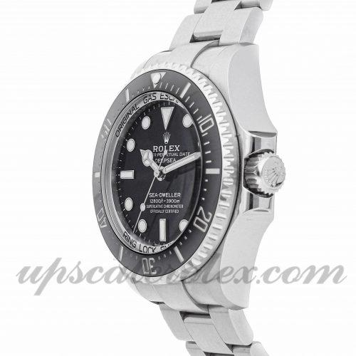 Rolex Daytona Replica Rolex Deepsea Sea-dweller 126660 44mm Black Dial