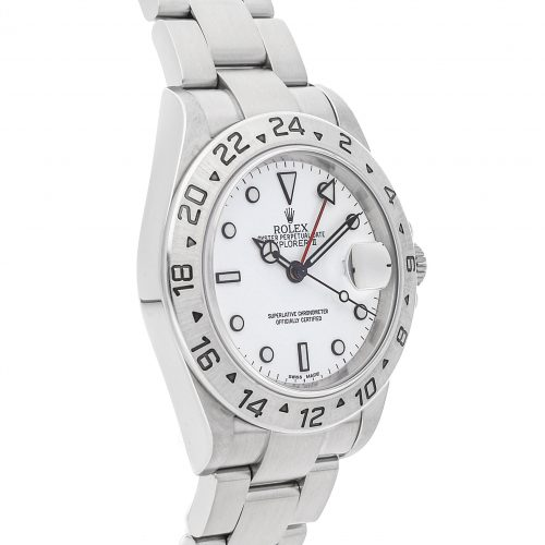 Replica Watches For Sale In Usa Rolex Explorer Ii 16570 40mm White Dial