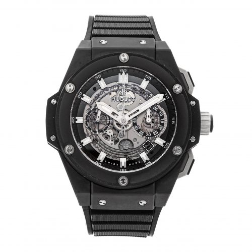 Replica Hublot Watches Hublot King Power Unico Black Magic 701.Ci.0170.Rx