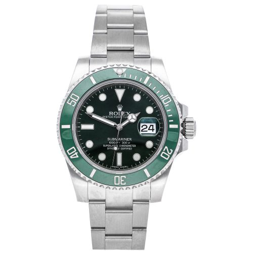 Fake Rolex Submariner Rolex Submariner 116610lv 40mm Green Dial