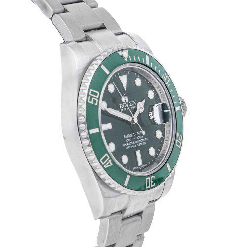 Fake Rolex Submariner Rolex Submariner 116610lv 40mm Green Dial