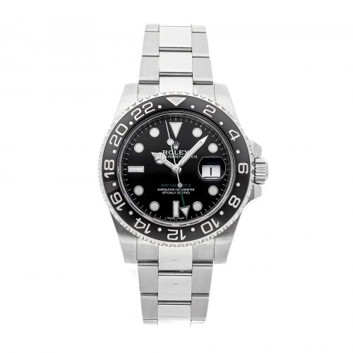 Replica Watches Rolex Gmt-master Ii 116710ln 40mm Black Dial