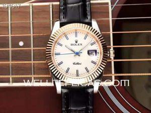 Men's Cortex Rolex Cellini Watch Series Deep Waterproof