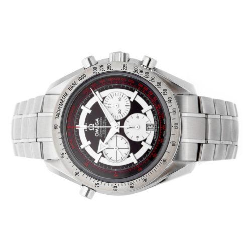 Fake Omega Watches Omega Speedmaster Broad Arrow Rattrapante 3582.51.00