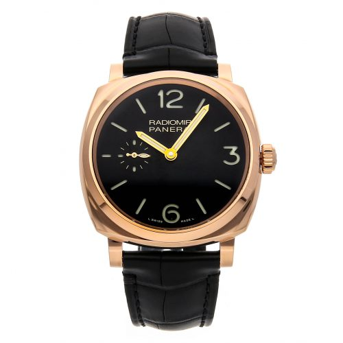 Panerai Watches Replica Panerai Radiomir 1940 3-days Oro Rosso Pam 575