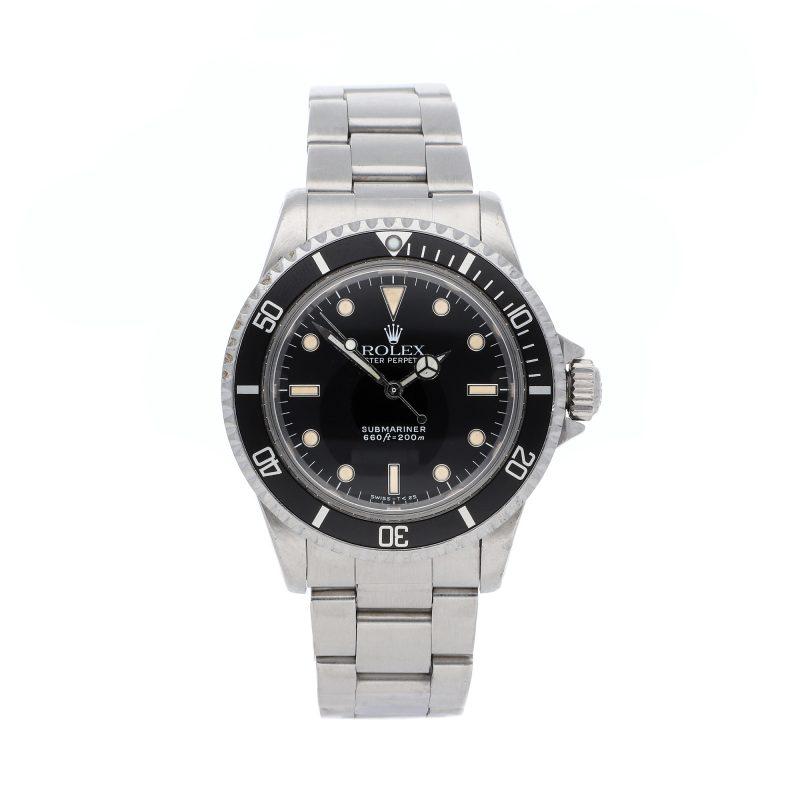 """Replica Rolex Watch Rolex Vintage Submariner """"No Date"""" 5513"""