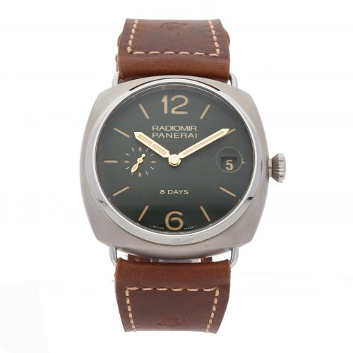 Replica Panerai Watches Panerai Radiomir 8-days Pam 735