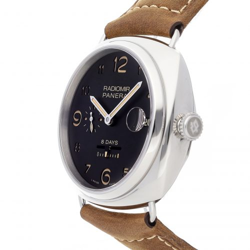 Luminor Panerai Replica Panerai Radiomir 8-days Acciaio Geneva Boutique Pam 409