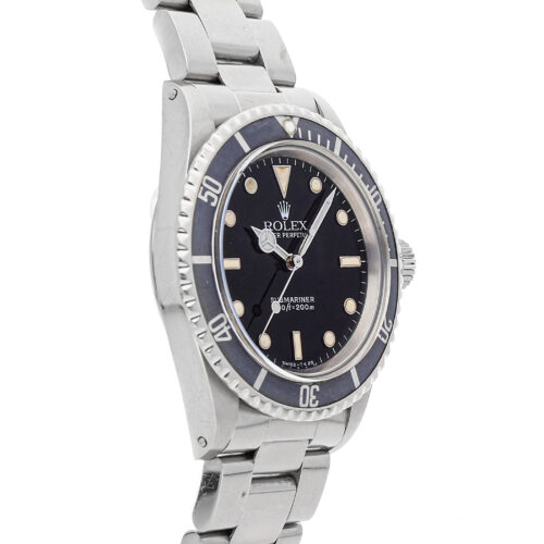 "Imitation Rolex Watches Rolex Vintage Submariner ""No Date"" 5513"