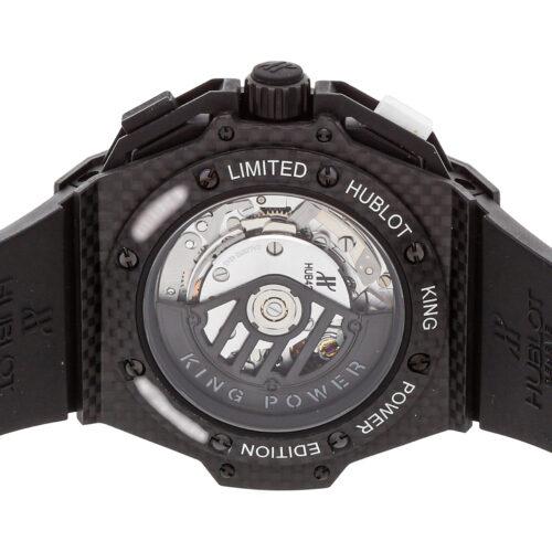 Replica Hubolt Hublot King Power Juventus Limited Edition 716.Qx.1121.Vr.Juv13