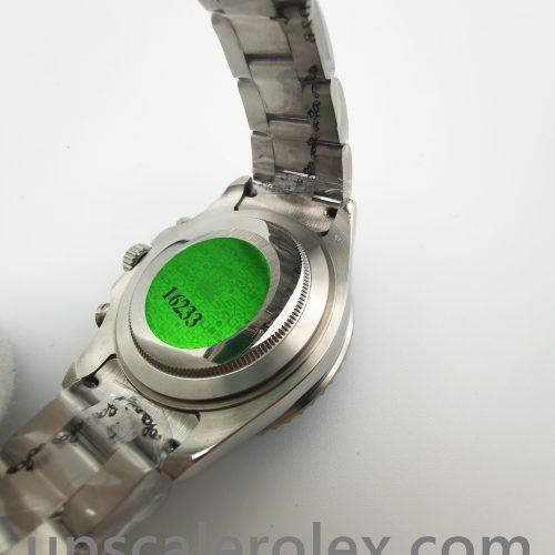 Rolex Yacht-master 116680 Automatic Mens Black 44 mm Steel Watch