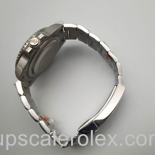 Rolex Submariner 116619 Blue W 40mm Men's White Gold Automatic Watch