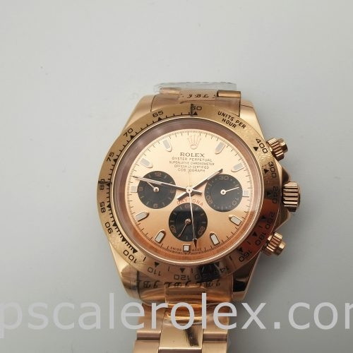 Rolex Daytona 116505 Automatic 40mm Everose Gold Oyster Watch