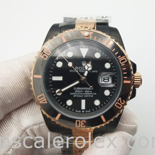 Rolex Submariner 116613LN Mens 40mm Black Automatic watch