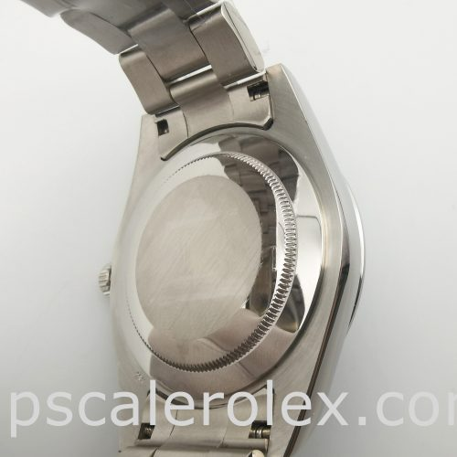 Rolex Air-king 116900 Mens Black Stainless Steel 40mm Automatic Watch