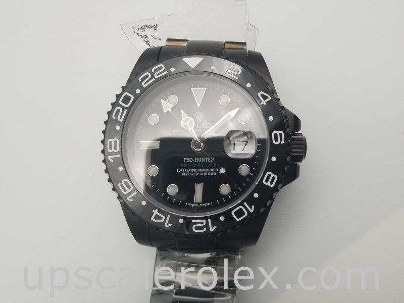 Rolex GMT Master II 116710 Black 40mm Mens Steel Automatic Watch